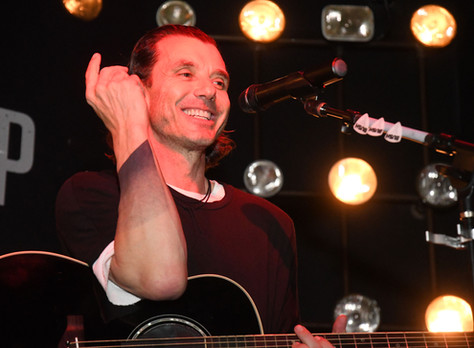 Iconic Rock Band BUSH Led By Gavin Rossdale Kicked Off Grand Opening Weekend with Performance at The