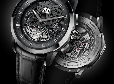 Allegro by Christophe Claret - A Musical Page in the Book of Haute Horlogerie