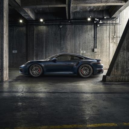 Porsche 911 Turbo - Redefined Power