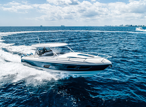 One of a Kind. One at a Time. Intrepid Powerboats.