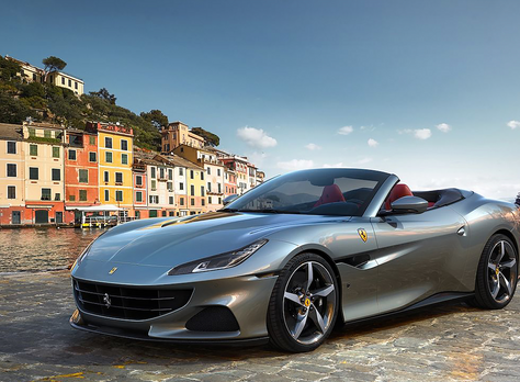 Ferrari Portofino M: The Voyage of Rediscovery