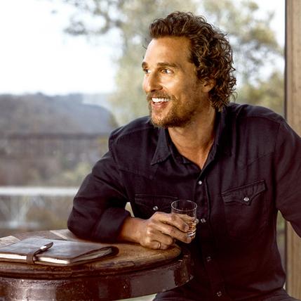Matthew McConaughey - Longbranch Bourbon