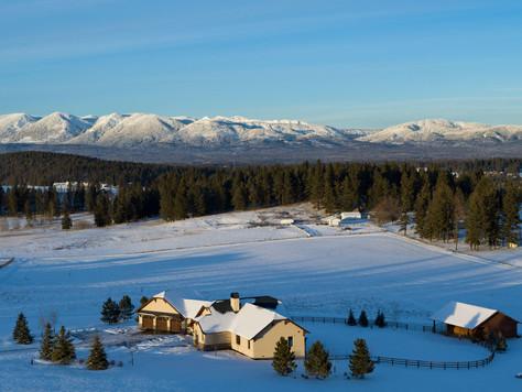 Awe-Inspiring Montana Home