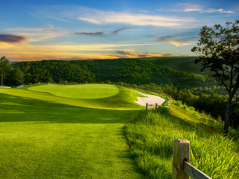 Big Cedar Golf Lodge - America's Premier Wilderness Resort