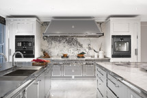 Luxury Kitchens: Art & Artisanship, A Sublime Balance Between Tradition & Innovation