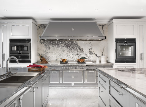 Luxury Kitchens: Art & Artisanship, A Sublime Balance Between Tradition & Innovation