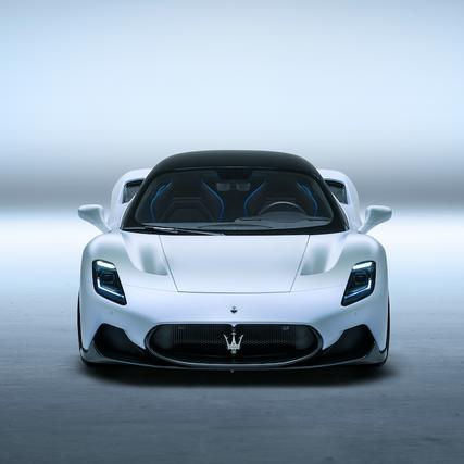 Maserati MC20 - New Era of Racing DNA