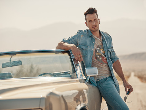 Russell Dickerson Rocks Like A Rockstar