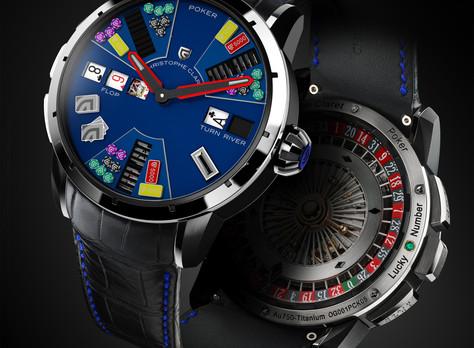 Christophe Claret Poker & Extreme Watches