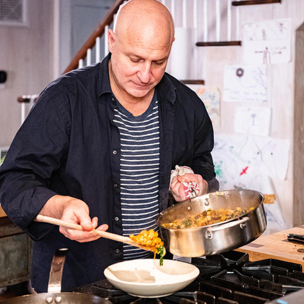 At Home with Tom Colicchio