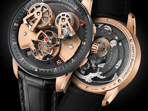Christophe Claret - Exquisite Timepieces