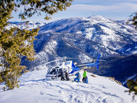 Sun Valley Heli Ski