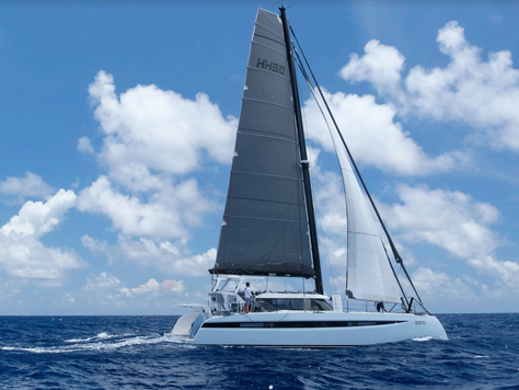 HH Catamarans - Performance Luxury with Scott Rocknak