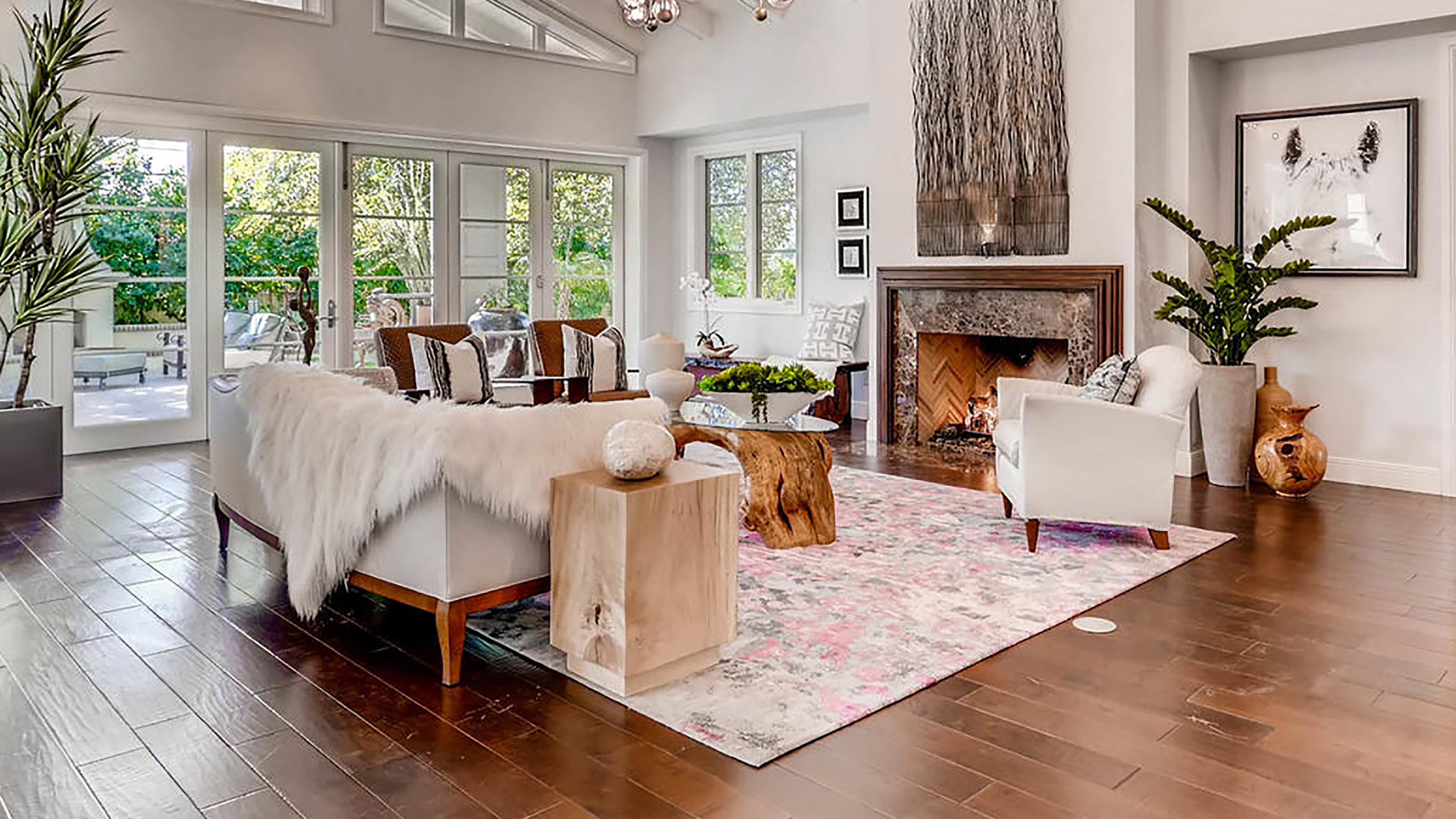Contemporary Living Room 1