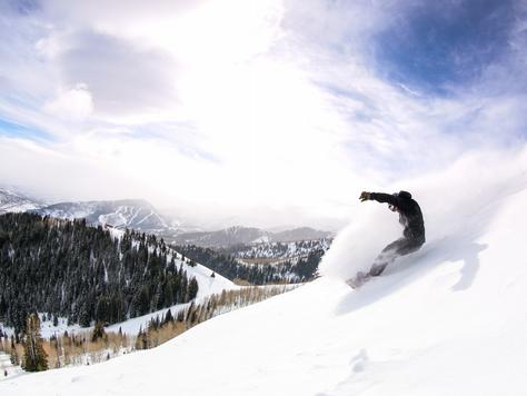 Park City - The Biggest U.S. Ski Resort