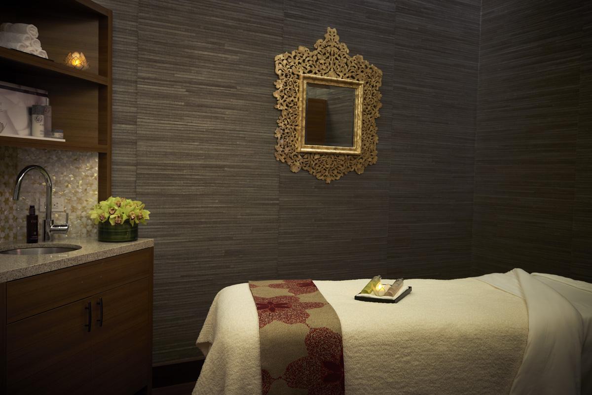 Aarna Spa Treatment Room