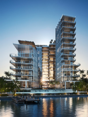Monad Terrace - Reflections of Luxury Living