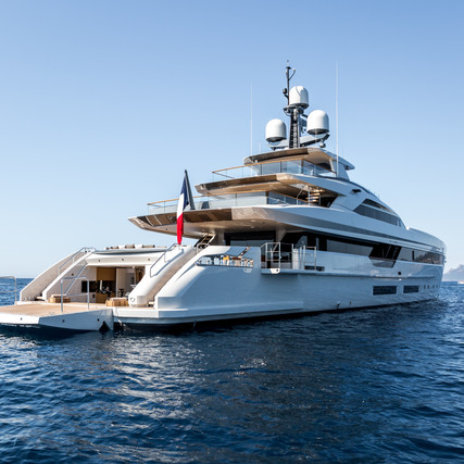 Five Exceptional Charter Yachts Signed by Ocean Independence This April