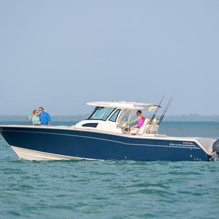 Grady-White Boats - Canyon 376