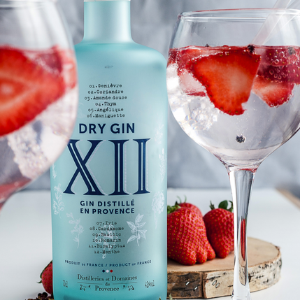 Gin XII - An Authentic Expression of Provence Held in a Bottle