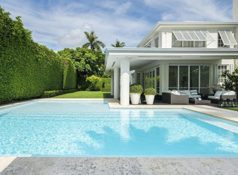 European Style Sunset Island Estate