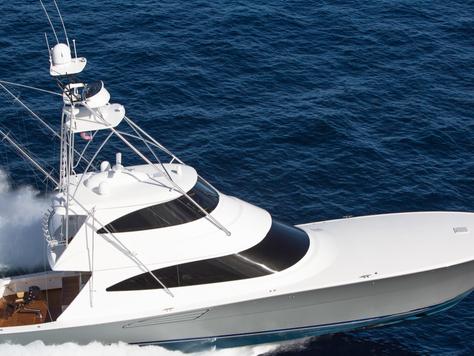 HMY Yachts - The Viking Yachts' 72' Sportfishing Lineup