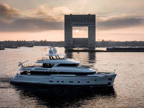 Moonen Yachts - True Legends Last Forever