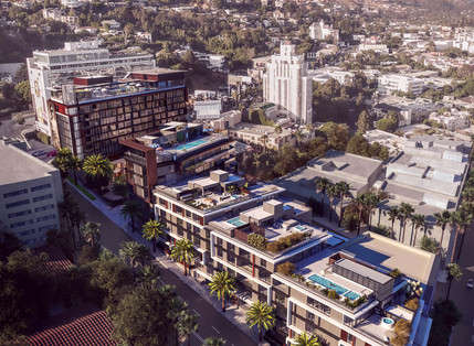 Pendry Residences West Hollywood - An Urban Oasis on the Sunset Strip