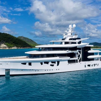 Nobiskrug ARTEFACT - The Worlds Biggest-Volume Superyacht