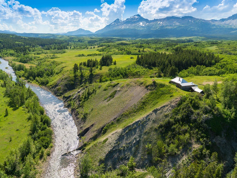 Over 337 Pristine Acres In Montana