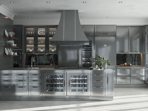 L'Atelier Paris Haute Kitchen Design