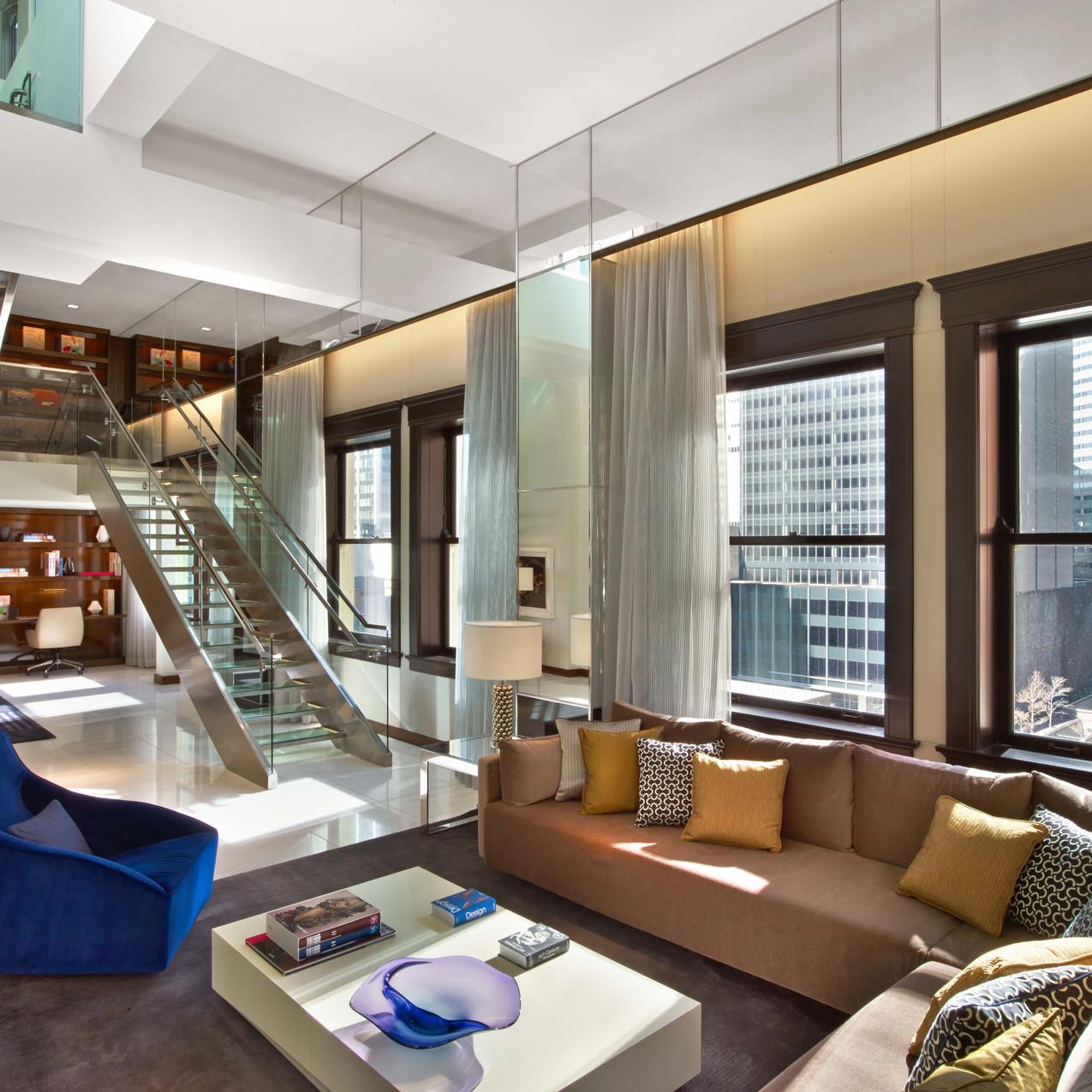 Penthouse 1052, Living Room (Photo Credit Eric Laignel) (116)