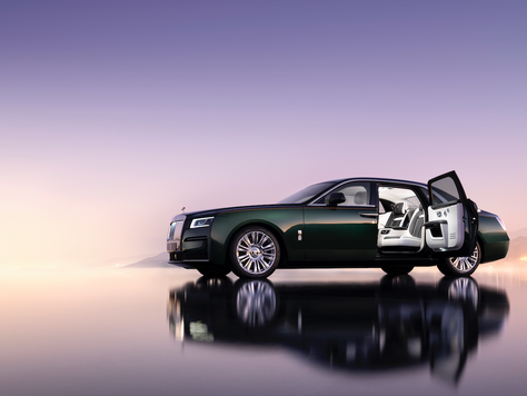 Rolls Royce - Post Oak Motor Cars