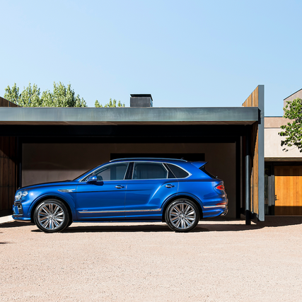 Bentayga Speed - Post Oak Motor Cars - Power, Performance & Agility