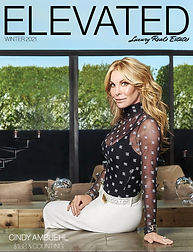 CINDY ELEVATED LUXURY REAL ESTATE COVER