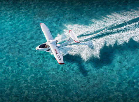 Icon Aircraft - A New Perspective Of Exploration