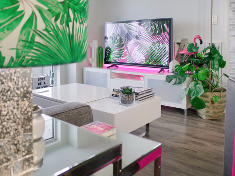 Tropical Island Decor for Your Paradise Home