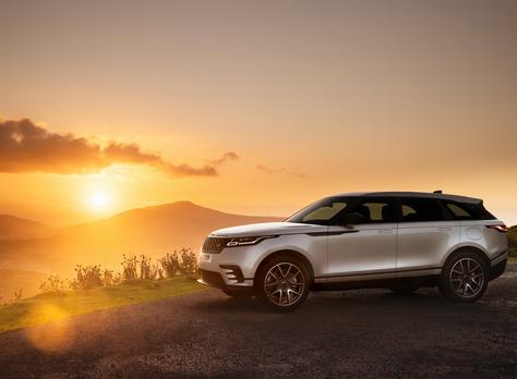 Range Rover Velar - Balanced Versatility