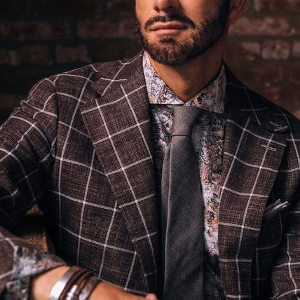 Daniel George - The Finest Mens Custom Clothing