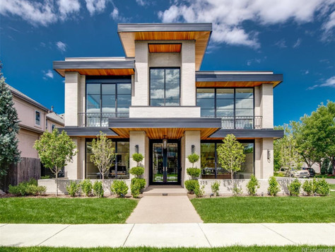 Architectural Digest-Worthy Cherry Creek North Residence