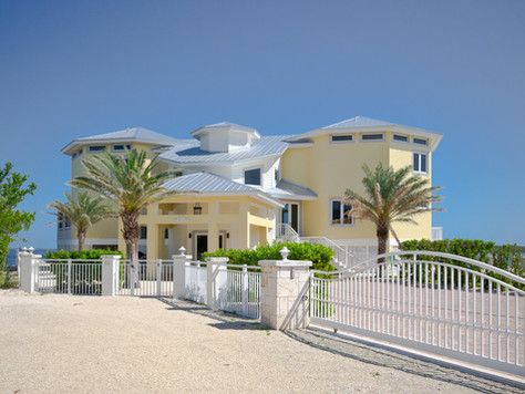 Ocean Reef® Oceanfront Estate with Unobstructed Views