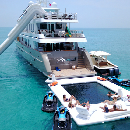 The Ultimate in Social Distancing by My Yacht® Group