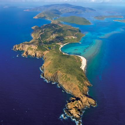 Oil Nut Bay - Paradise Found