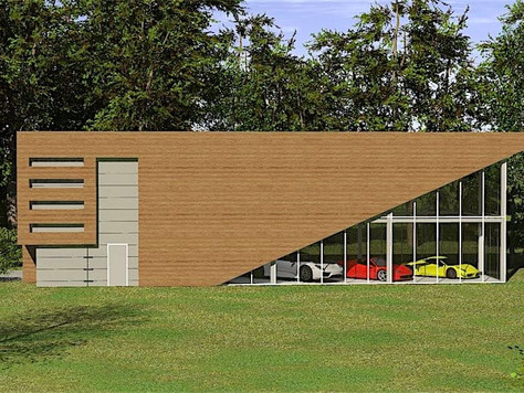 Metron Garage: Unique Garage Structures for the Discerning Enthusiast