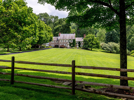 The Quintessential Bucks County Farmhouse Estate