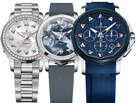 Corum's Nautical Inspiration