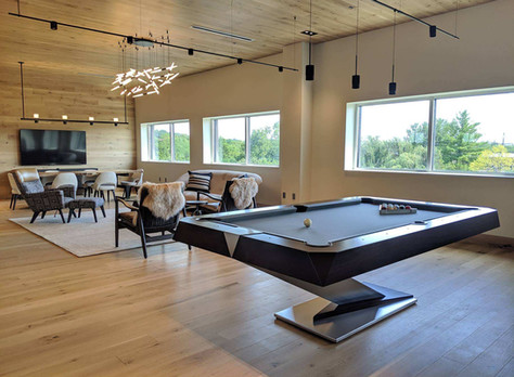 Mitchell Pool Tables - Wealth of Experience