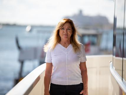 CYBA Appoints Ocean Independence Charter Broker June Montagne as President for 2021/22