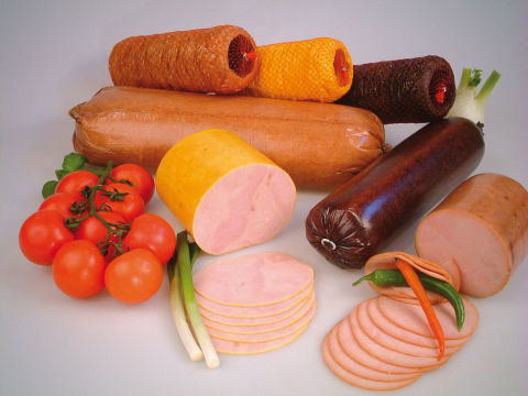 Flavor, meat casing, casing