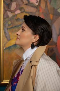 Алёна Даценко: «Жизнь коротка,      искусство вечно!»